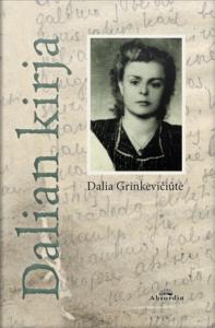 Cover der finnischen Ausgabe der Geschichte von Dalia Grinkeviciute Dalian kirja